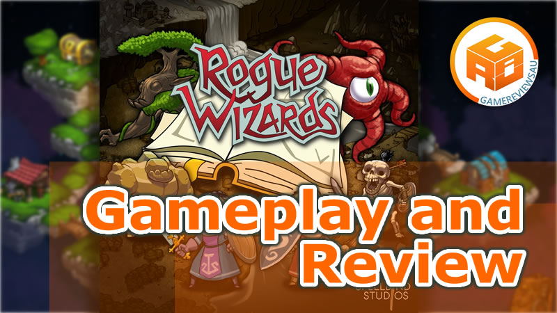 Rogue Wizards Gameplay and Review