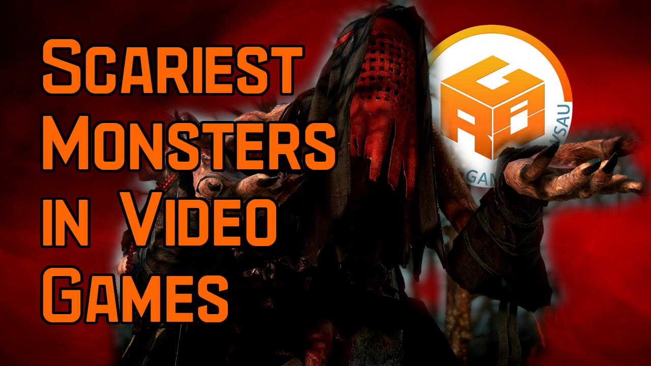 Scariest Monsters in Video Games