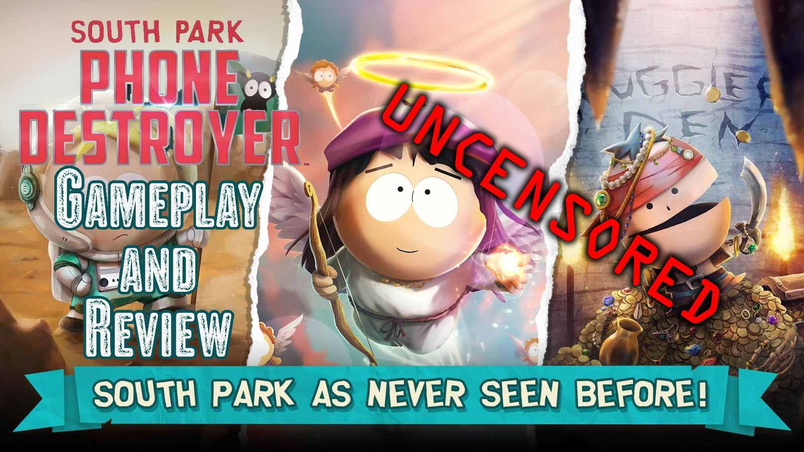 South Park Phone Destroyer Gameplay and Review