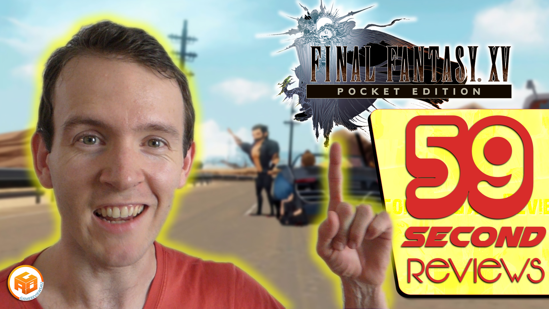 Final Fantasy XV Pocket Edition 59 Second Review