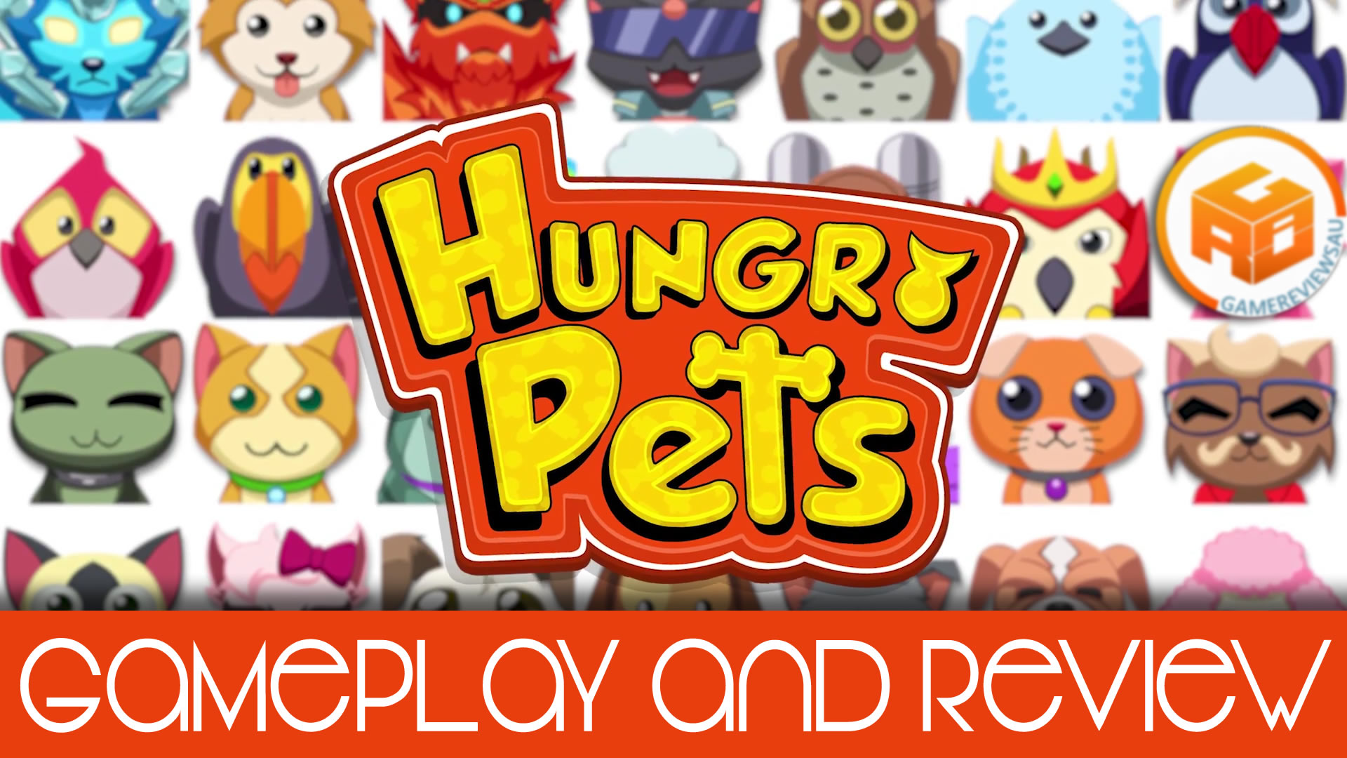 Hungry Pets Gameplay and Review