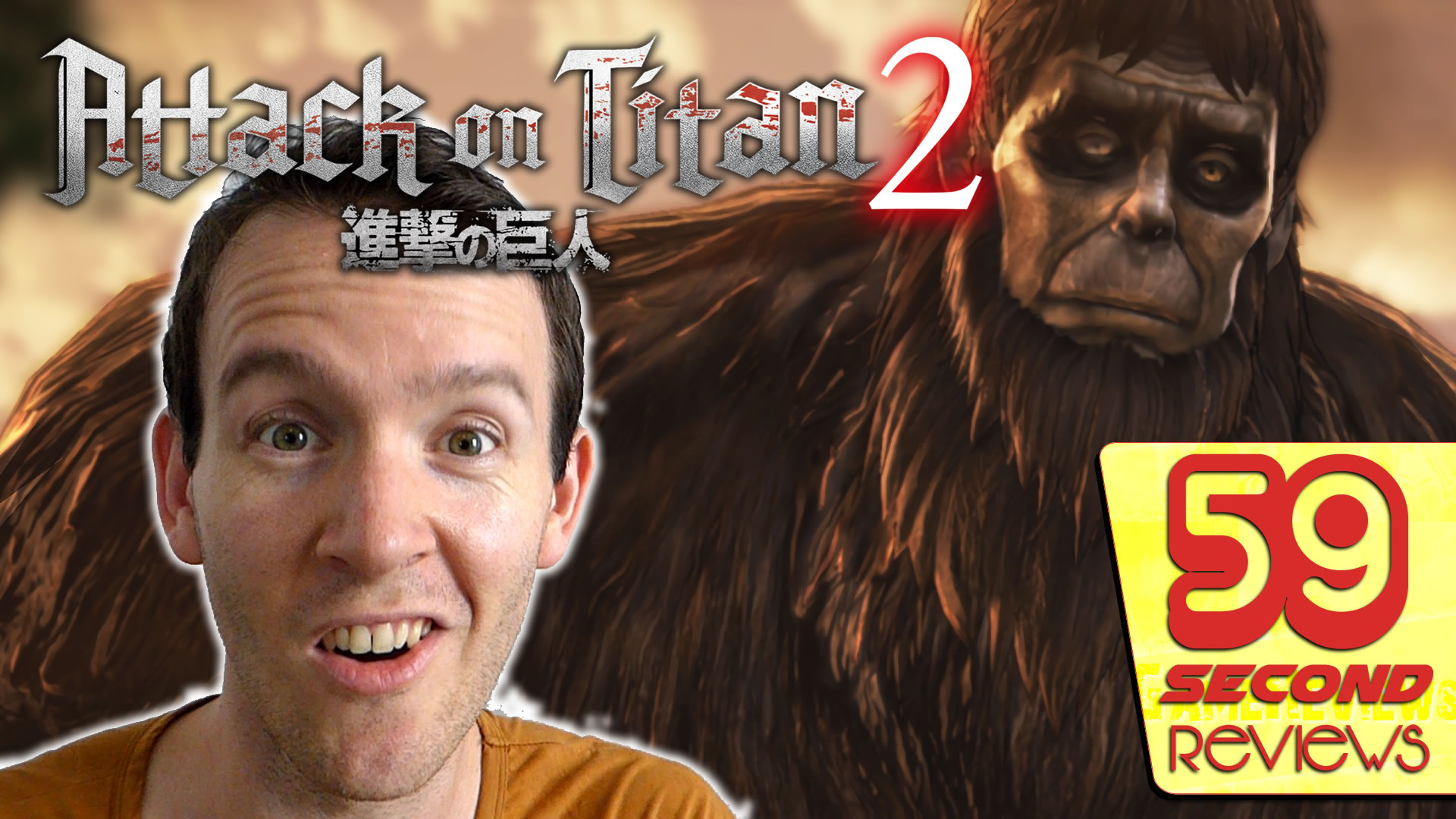 Attack on Titan 2 Game 59 Second Review
