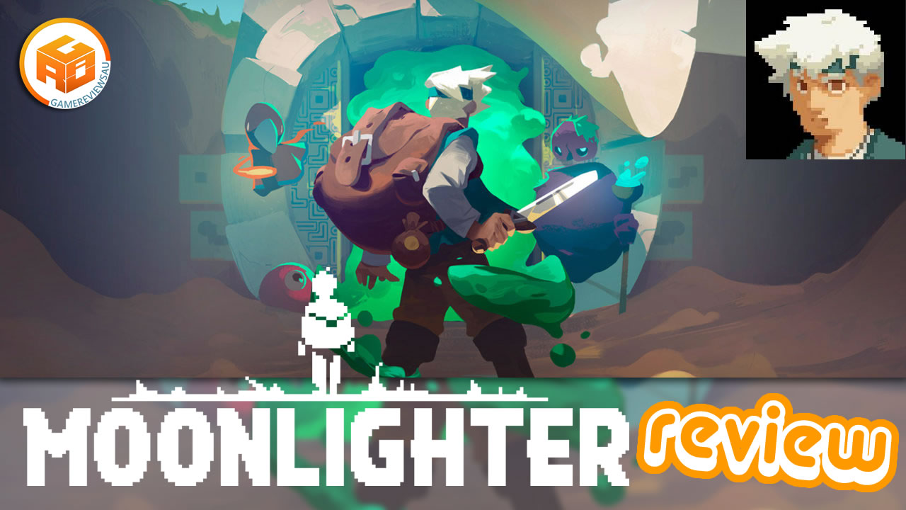 Moonlighter Gameplay and Review
