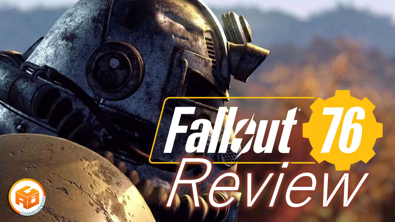 Fallout 76 gameplay and review