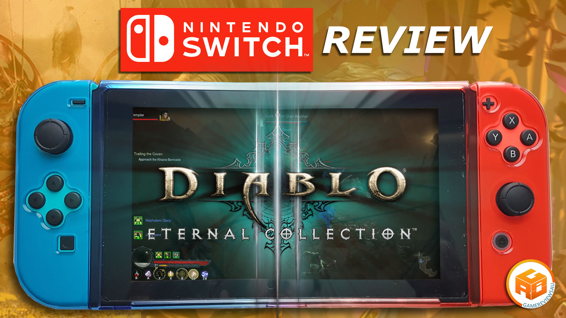 Diablo 3 Eternal Edition Review