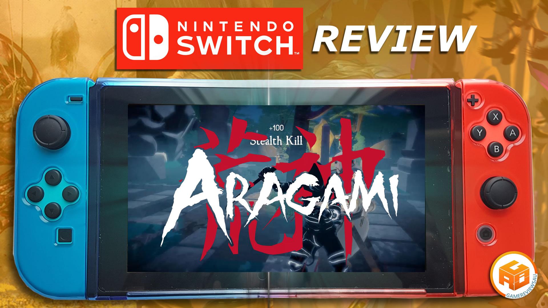 aragami gameplay and review