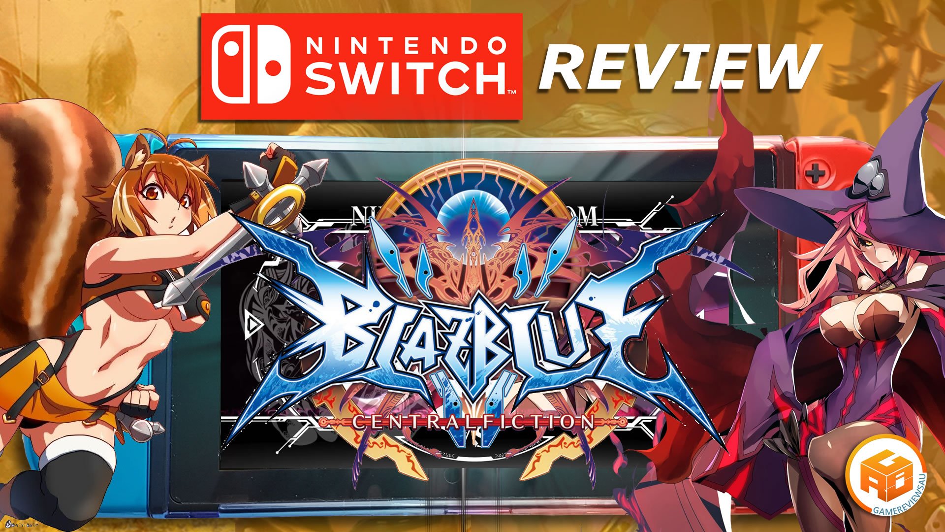 blazblue central fiction gameplay and review