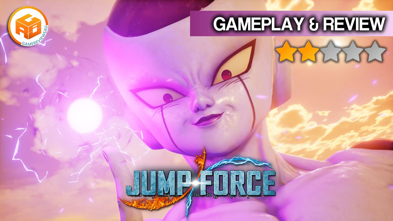 Jump Force Gameplay and Review
