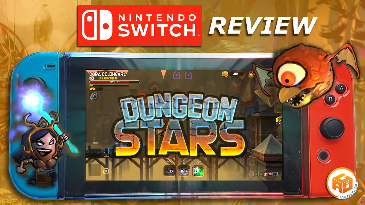 dungeon stars gameplay and review