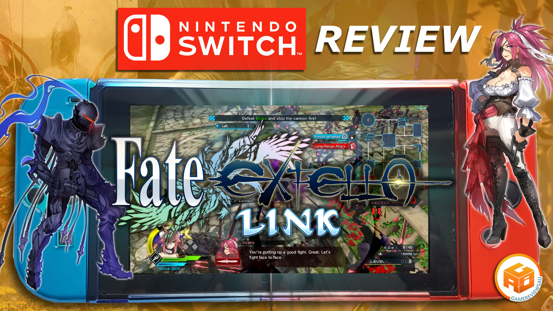 Fate Extella Link Gameplay and Review