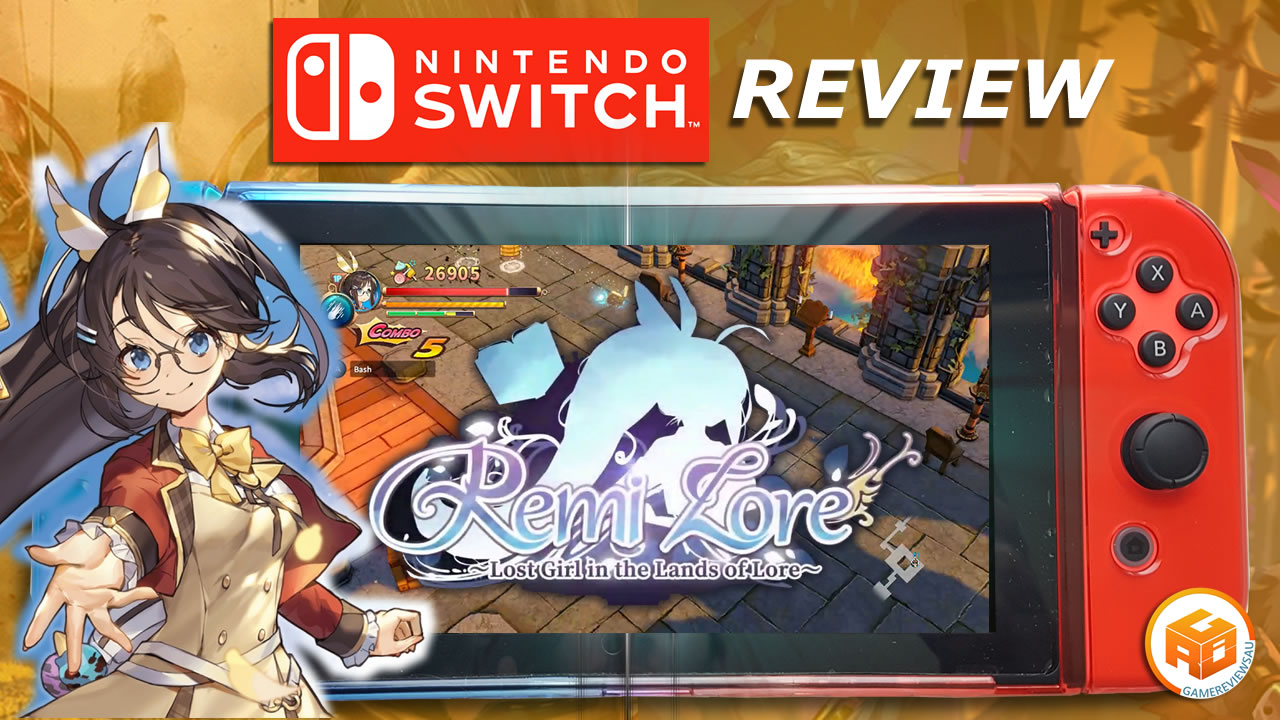 RemiLore Gameplay and Review