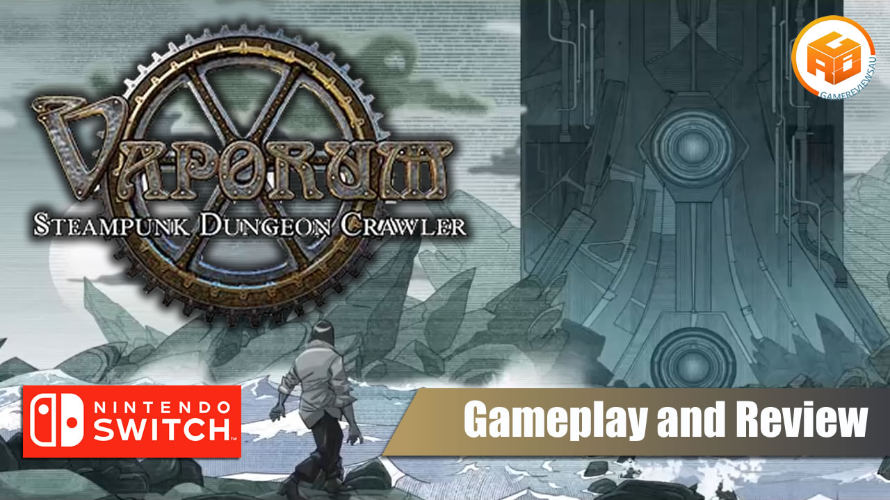 Vaporum Gameplay and Review