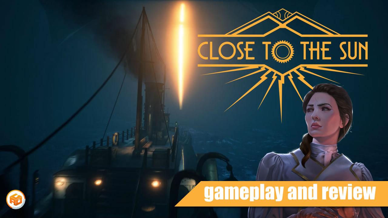 close to the sun gameplay and review
