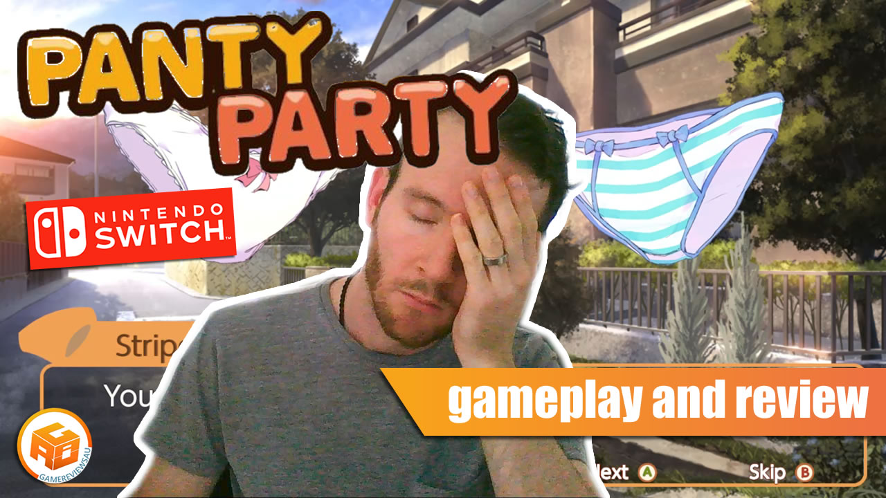 panty party gameplay and review