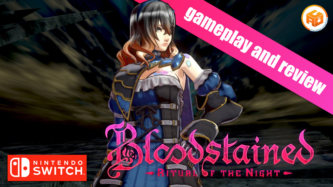 bloodstained ritual of the night gameplay and review