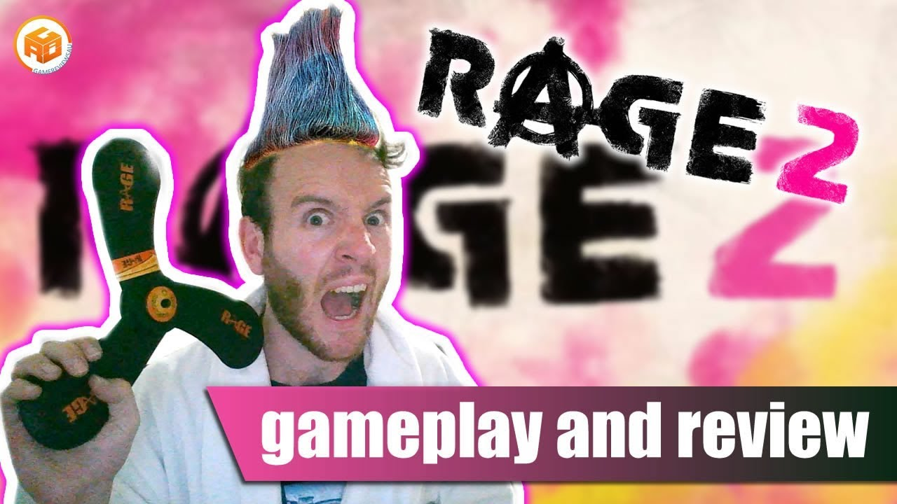 rage 2 gameplay and review